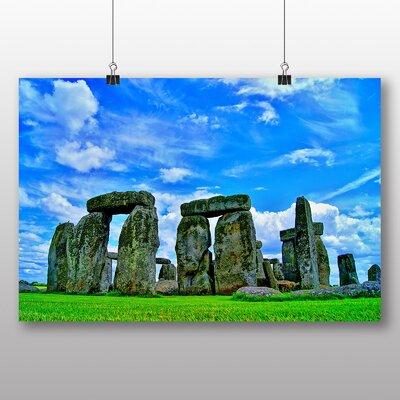 Big Box Art Stonehenge No.1 Photographic Print
