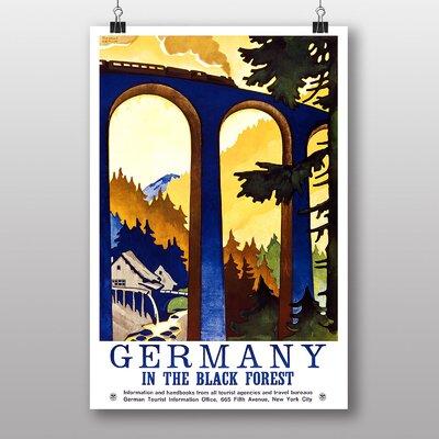 Big Box Art Germany Vintage Advertisement