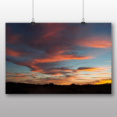 Big Box Art Sunset No.12 Photographic Print