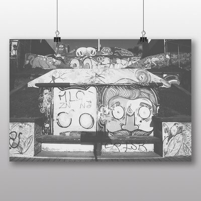 Big Box Art 'Street Graffiti' Photographic Print