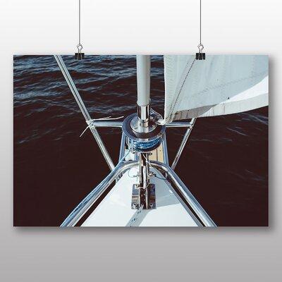 Big Box Art Sail Boat Photographic Print