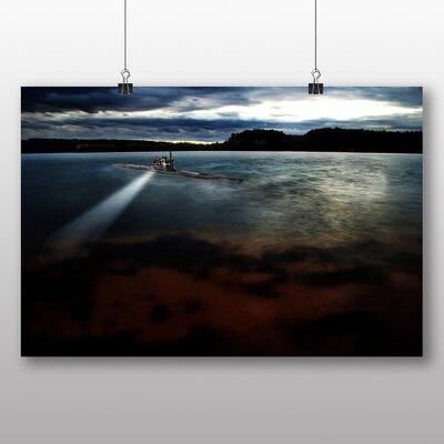 Big Box Art Submarine No.1 Photographic Print