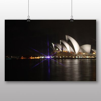 Big Box Art Sydney Opera House Harbour Australia No.2 Photographic Print