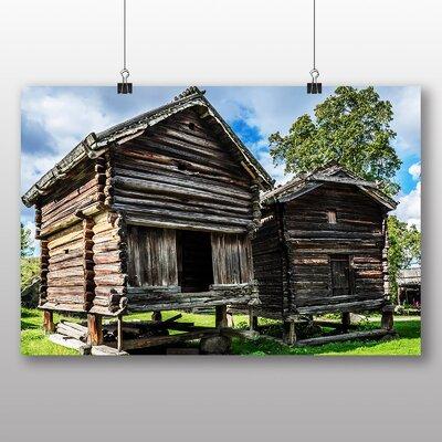 Big Box Art Sweden Landscape No.5 Photographic Print
