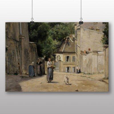 Big Box Art 'Paris, Musee d'Orsay, Montmatre' by Stanislas Lepine Art Print