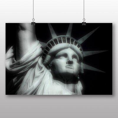 Big Box Art Statue of Liberty New York USA No.4 Graphic Art