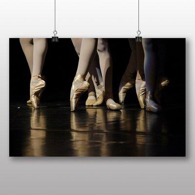 Big Box Art The Ballet Dancers No.1 Photographic Print