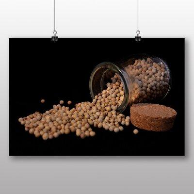 Big Box Art Peppercorns Pepper Photographic Print on Canvas