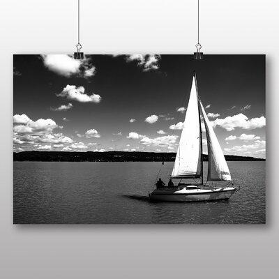 Big Box Art Sailing Boat No.3 Photographic Print