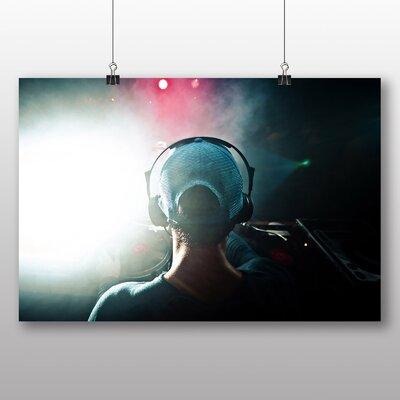 Big Box Art The DJ Photographic Print
