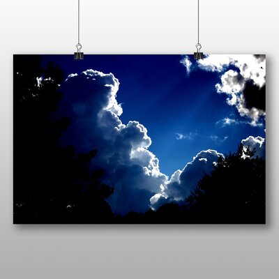 Big Box Art Sky Clouds No.3 Photographic Print