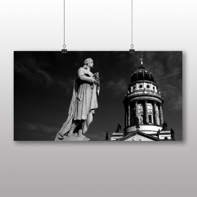 Big Box Art Schiller Berlin Germany Photographic Print Wrapped on Canvas