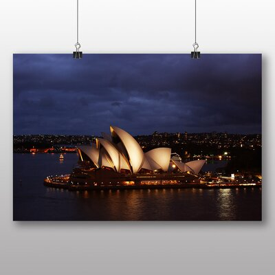 Big Box Art Sydney Opera House Harbour Australia No.16 Photographic Print