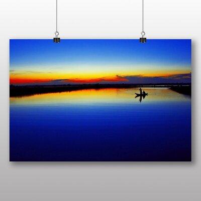 Big Box Art Silent Sunrise No.1 Photographic Print
