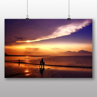 Big Box Art Sunset No.10 Photographic Print