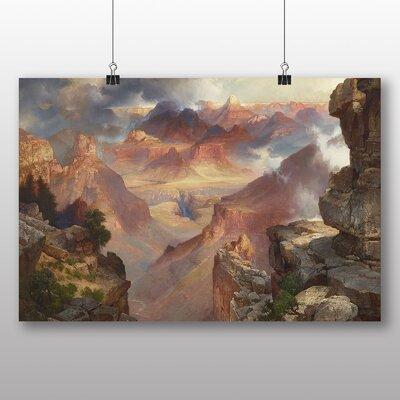 Big Box Art Grand Canyon of Arizona' by Thomas Moran Art Print