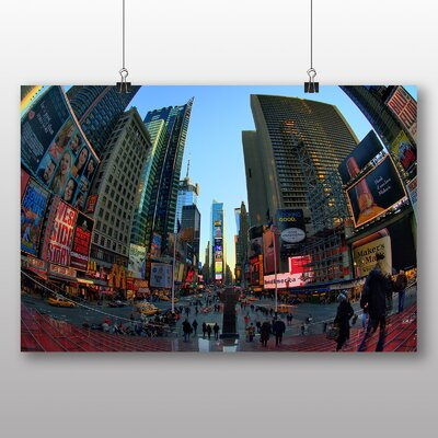Big Box Art Times Square New York City USA No.5 Photographic Print