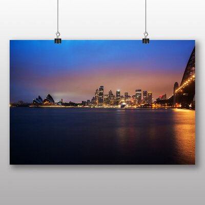Big Box Art Sydney Opera House Harbour Australia No.4 Photographic Print