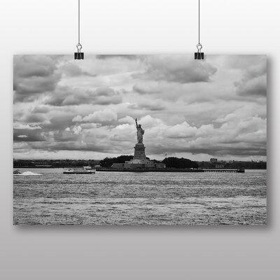 Big Box Art Statue of Liberty New York USA No.7 Photographic Print