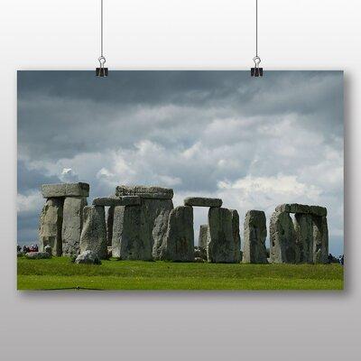 Big Box Art Stonehenge No.6 Photographic Print