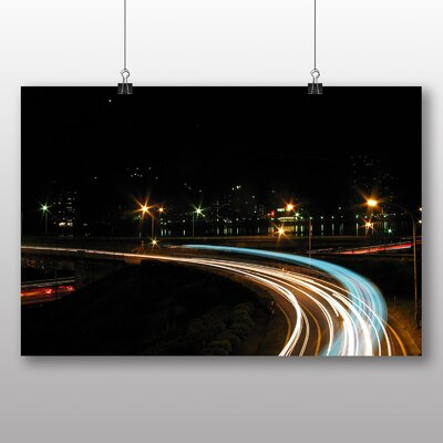 Big Box Art Taiwan Traffic Photographic Print
