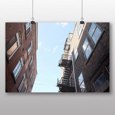 Big Box Art 'Street View of the Sky' Photographic Print