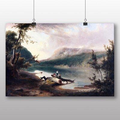 Big Box Art 'Delaware Water' by Thomas Doughty Art Print