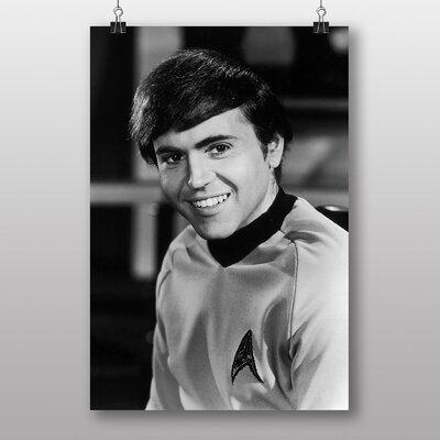 Big Box Art Star Trek Walter Koenig Photographic Print Wrapped on Canvas