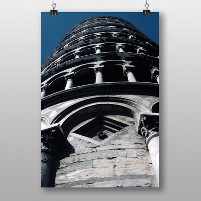 Big Box Art The Leaning Tower of Pisa Italy No.2 Photographic Print