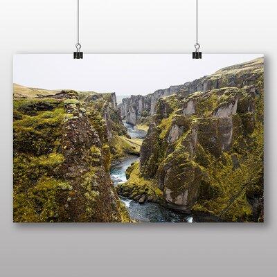 Big Box Art Stream Path Photographic Print