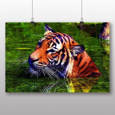 Big Box Art Tiger No.1 Photographic Print