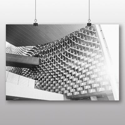 Big Box Art 'Ultra Modern Architecture No.2' Photographic Print