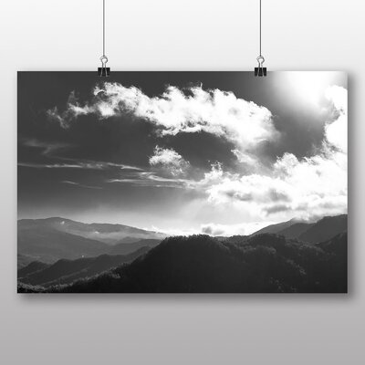 Big Box Art 'The View of the Mountains No.3' Photographic Print