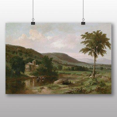 Big Box Art 'Summer Idyll' by Thomas Cole Art Print