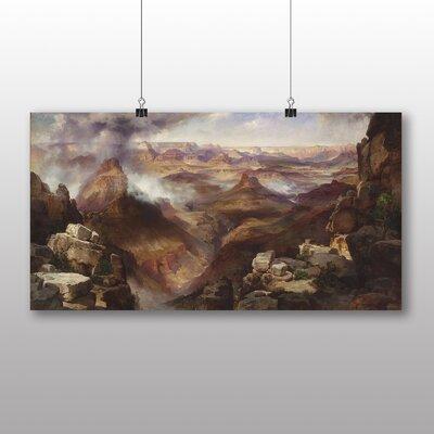 Big Box Art 'Grand Canyon of Colorado' by Thomas Moran Art Print