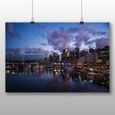Big Box Art Sydney Harbour Australia No.1 Photographic Print