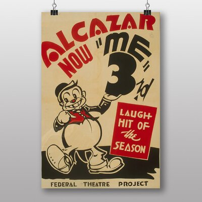Big Box Art Me No.3 Vintage Advertisement