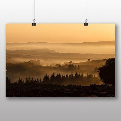 Big Box Art Valley Landscape No.2 Photographic Print
