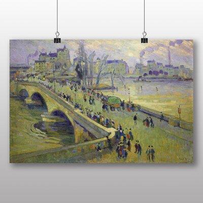 Big Box Art 'Pinchon Corneille Rouen' by Robert Antoine Pinchon Art Print