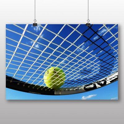 Big Box Art Tennis Ball Photographic Print