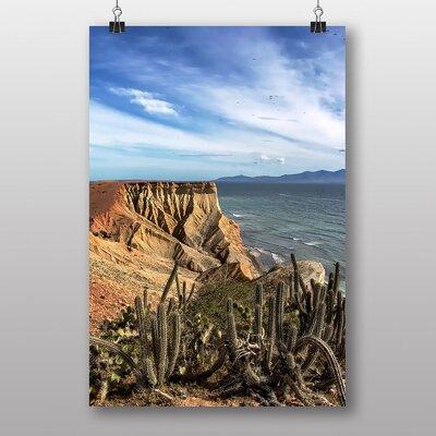 Big Box Art Venezuela Landscape No.3 Photographic Print Wrapped on Canvas