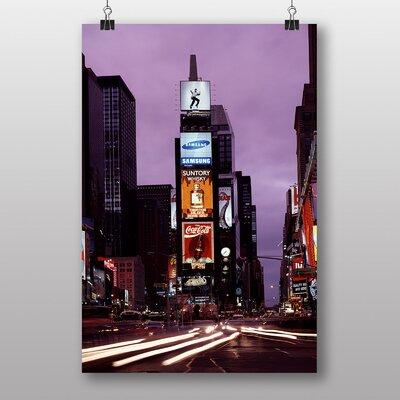 Big Box Art Times Square New York City USA No.6 Photographic Print
