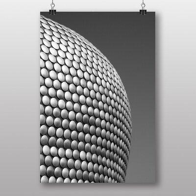Big Box Art The Bullring Birmingham Photographic Print