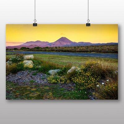 Big Box Art Tongariro New Zealand Photographic Print