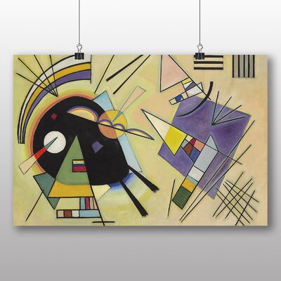 Big Box Art 'Abstract' by Wassily Kandinsky Art Print
