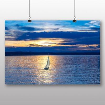 Big Box Art Sailing Boat No.2 Photographic Print