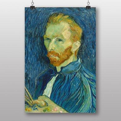 Big Box Art Self Portrait No.7 by Vincent Van Gogh Art Print