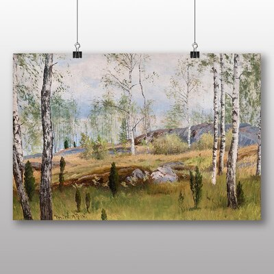 Big Box Art 'Landscape 4' by Victor Westerholm Art Print