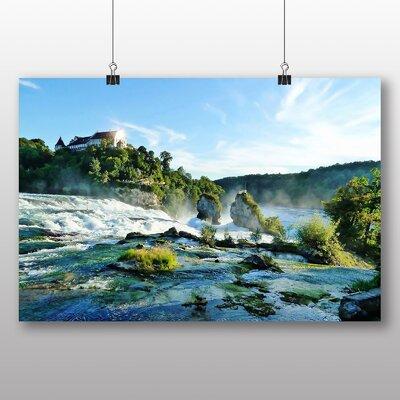 Big Box Art Switzerland Landscape No.3 Photographic Print Wrapped on Canvas