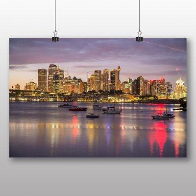 Big Box Art Sydney Harbour Australia No.11 Photographic Print